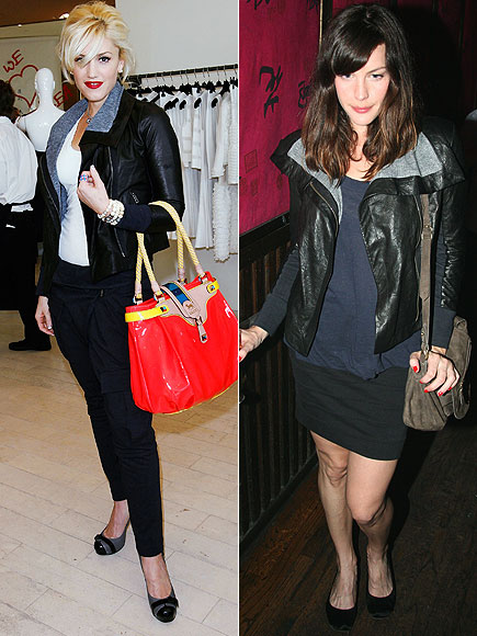 GWEN VS. LIV  photo | Gwen Stefani, Liv Tyler