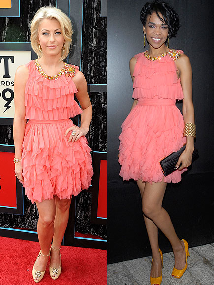 JULIANNE VS. MICHELLE
