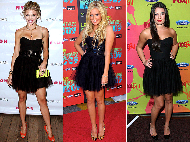 ANNALYNNE VS. ASHLEY VS. LEA photo | AnnaLynne McCord, Ashley Tisdale, Lea Michele