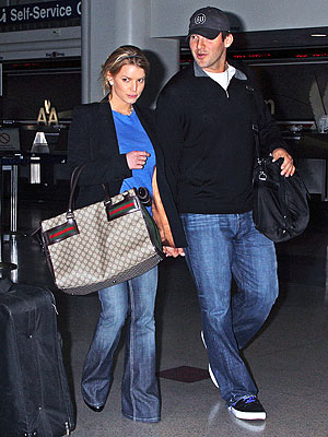 JESSICA SIMPSON & TONY ROMO photo | Jessica Simpson, Tony Romo