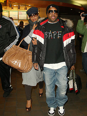 JANET JACKSON AND JERMAINE DUPRI  photo | Janet Jackson, Jermaine Dupri