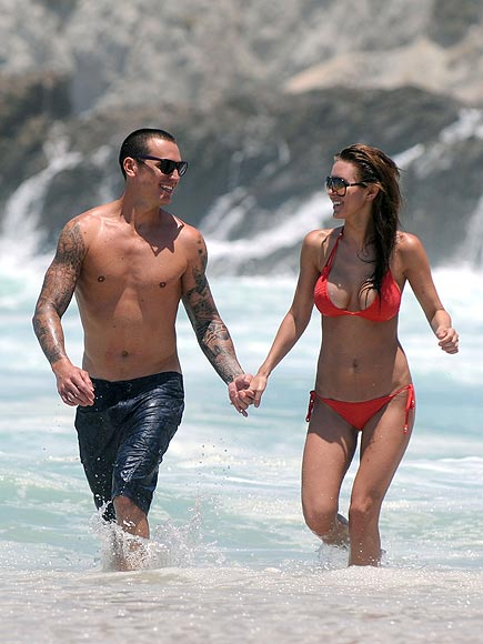 AUDRINA PATRIDGE & COREY BOHAN photo | Audrina Patridge