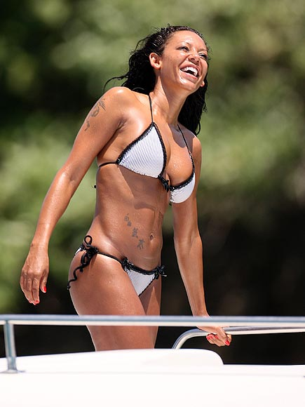 MEL B photo | Melanie Brown