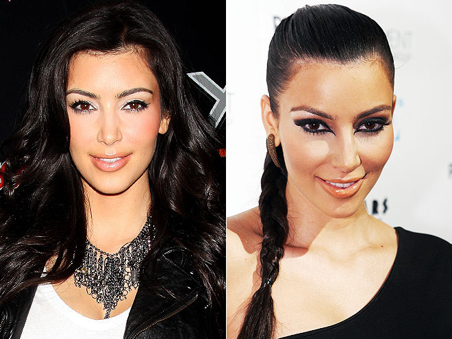 kim kardashian makeup 2009. KIM KARDASHIAN photo | Best