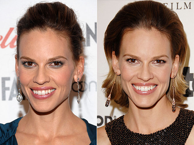 HILARY SWANK  photo | Best Look, Hilary Swank
