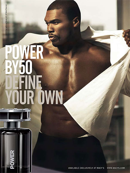 50 CENT: POWER BY FIFTY CENT photo | 50 Cent