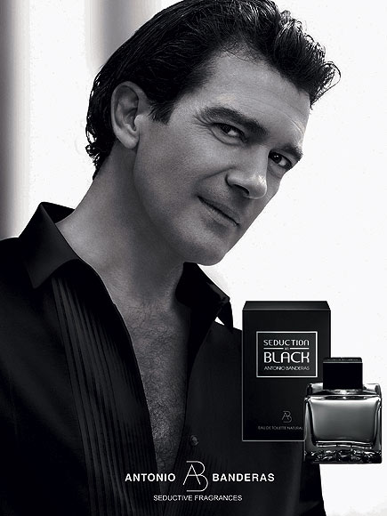 ANTONIO BANDERAS: SEDUCTION IN BLACK photo | Antonio Banderas