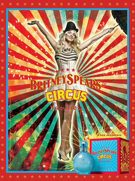 BRITNEY SPEARS: CIRCUS FANTASY photo | Britney Spears