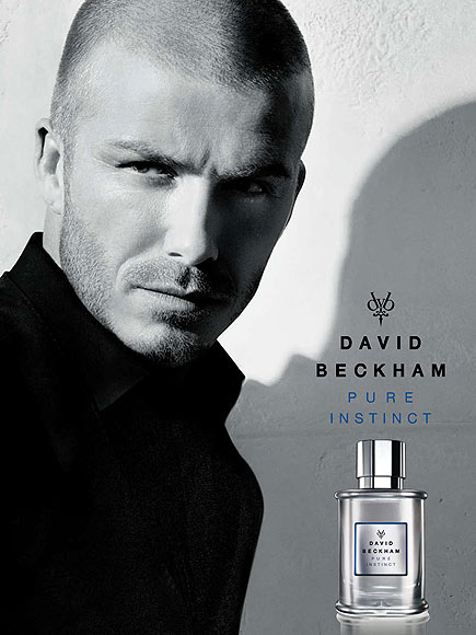 DAVID BECKHAM: PURE INSTINCT photo | David Beckham