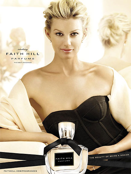 FAITH HILL: FAITH HILL PARFUMS photo | Faith Hill