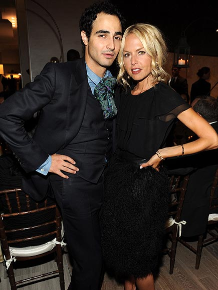 ZAC POSEN & RACHEL ZOE photo | Marc Jacobs