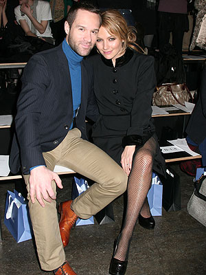 BECKI NEWTON AND CHRIS DIAMANTOPOULOS  photo | Becki Newton