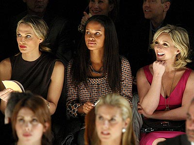 MOLLY, JOY AND JANE  photo | Joy Bryant, Molly Sims