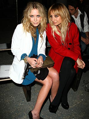MARY-KATE AND NICOLE  photo | Mary-Kate Olsen, Nicole Richie