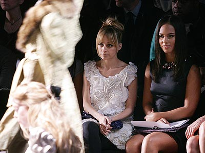 NICOLE AND ALICIA  photo | Alicia Keys, Nicole Richie