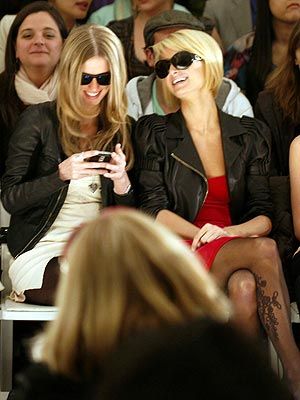 NICKY AND PARIS HILTON  photo | Paris Hilton
