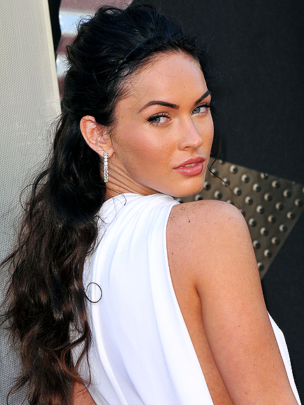 MEGAN'S SEXY WAVES photo | Megan Fox