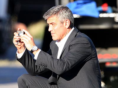 KODAK M1073 IS DIGITAL CAMERA  photo | George Clooney