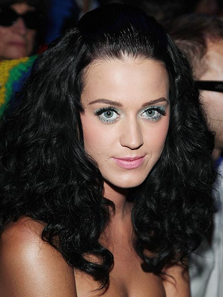 AQUA EYESHADOW  photo | Katy Perry