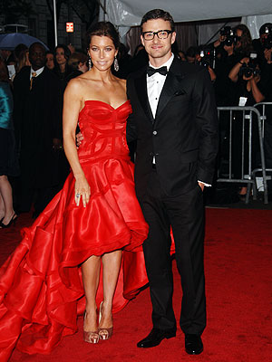 JUSTIN TIMBERLAKE AND JESSICA BIEL photo | Jessica Biel