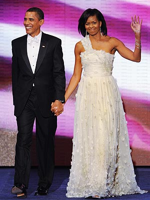 INAUGURAL BALL photo | Barack Obama, Michelle Obama