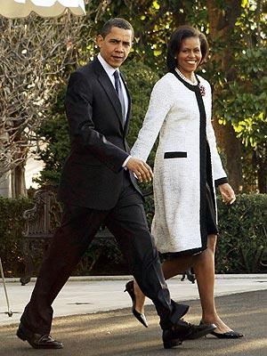 TAKING OFF photo | Barack Obama, Michelle Obama