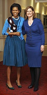 HIGH NOTE photo | Michelle Obama