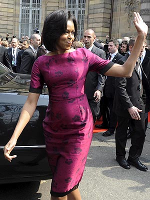 TRÈS CHIC photo | Michelle Obama