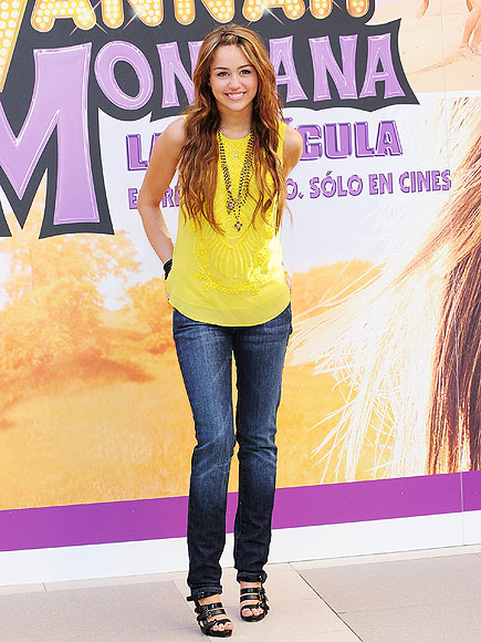 MILEY'S FAVORITE DENIM  photo | Miley Cyrus