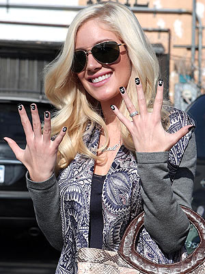 DESIGNER LOGO photo | Heidi Montag