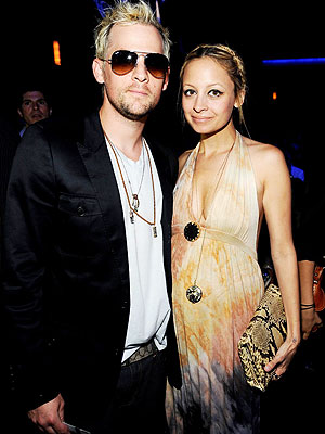 STYLISH DUO photo | Joel Madden, Nicole Richie