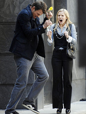 JOSH DUHAMEL AND KRISTEN BELL  photo | Josh Duhamel, Kristen Bell