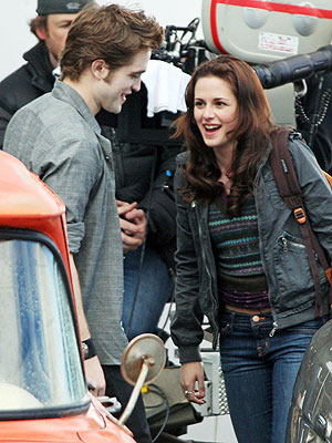 ROBERT PATTINSON AND KRISTEN STEWART photo | Kristen Stewart, Robert Pattinson