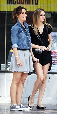 Lights! Camera! Fashion! - MINKA KELLY & LEIGHTON MEESTER - Lights