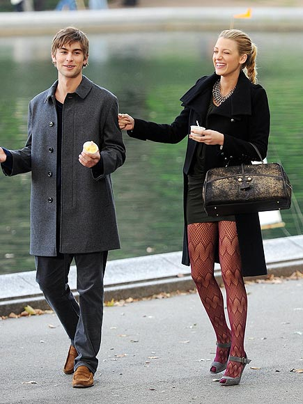 CHACE AND BLAKE  photo | Blake Lively, Chace Crawford