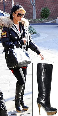 JESSICA'S MARNI BOOTS photo | Jessica Simpson