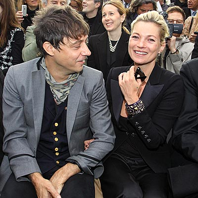 JAMIE HINCE AND KATE MOSS  photo | Kate Moss