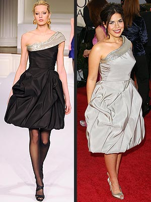 AMERICA FERRERA IN OSCAR DE LA RENTA  photo | America Ferrera