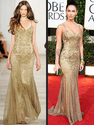 MEGAN FOX IN RALPH LAUREN  photo | Megan Fox