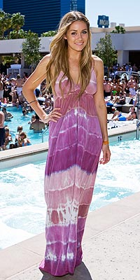 TIE-DYE photo | Lauren Conrad