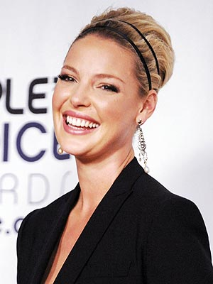 KATHERINE'S MICRODERM MACHINE photo | Katherine Heigl