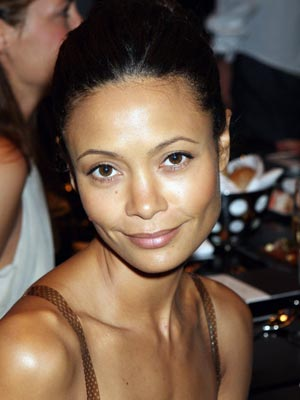 FIND YOUR PERFECT CLEANSER photo | Thandie Newton