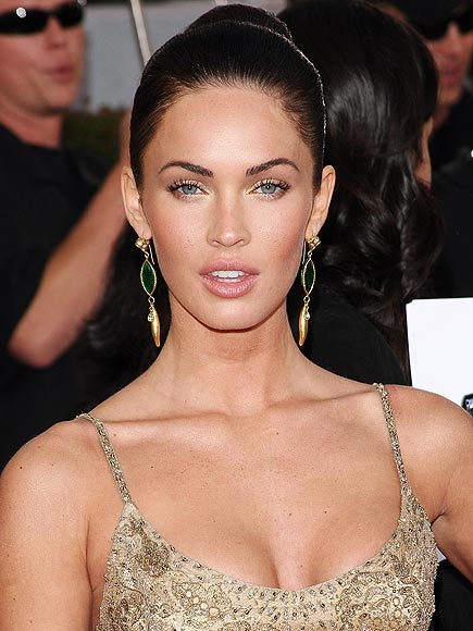 BRONZE-O-METER photo | Megan Fox