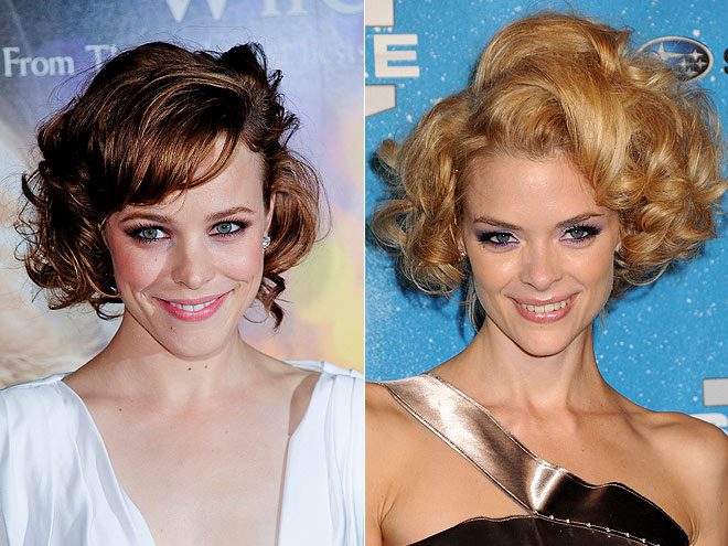 MARILYN-INSPIRED BOUFFANT photo | Jamie King, Rachel McAdams