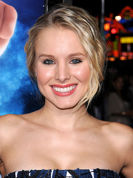 CORAL LIPS photo | Kristen Bell