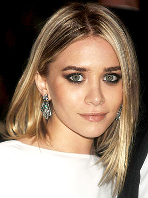 Ashley Olsen Hair 2009