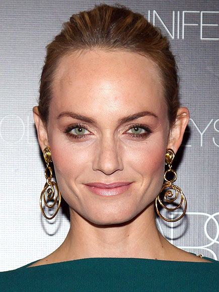 AMBER&#39;S MAKEUP photo | Amber Valletta