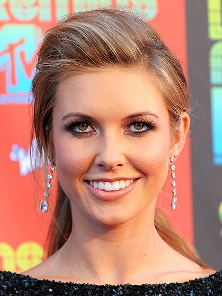 audrina patridge blonde hair. eyes Audrina Patridge,