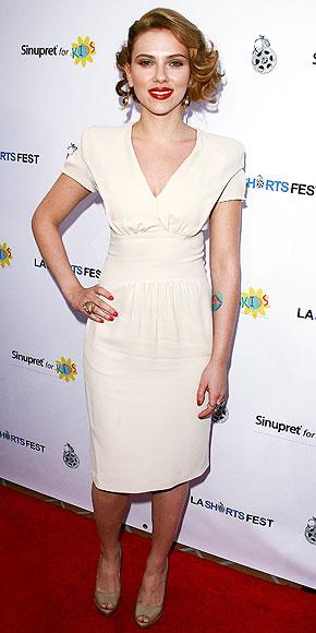 Scarlett Johansson - Photos   People.com Scarlett Johansson Disease