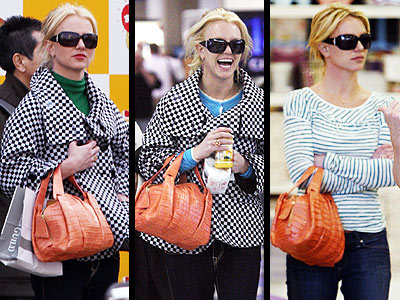 NANCY GONZALEZ BAG  photo | Britney Spears